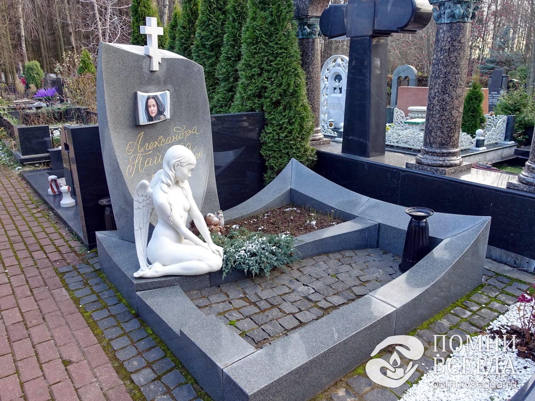 Скорбящий ангел фото на памятник